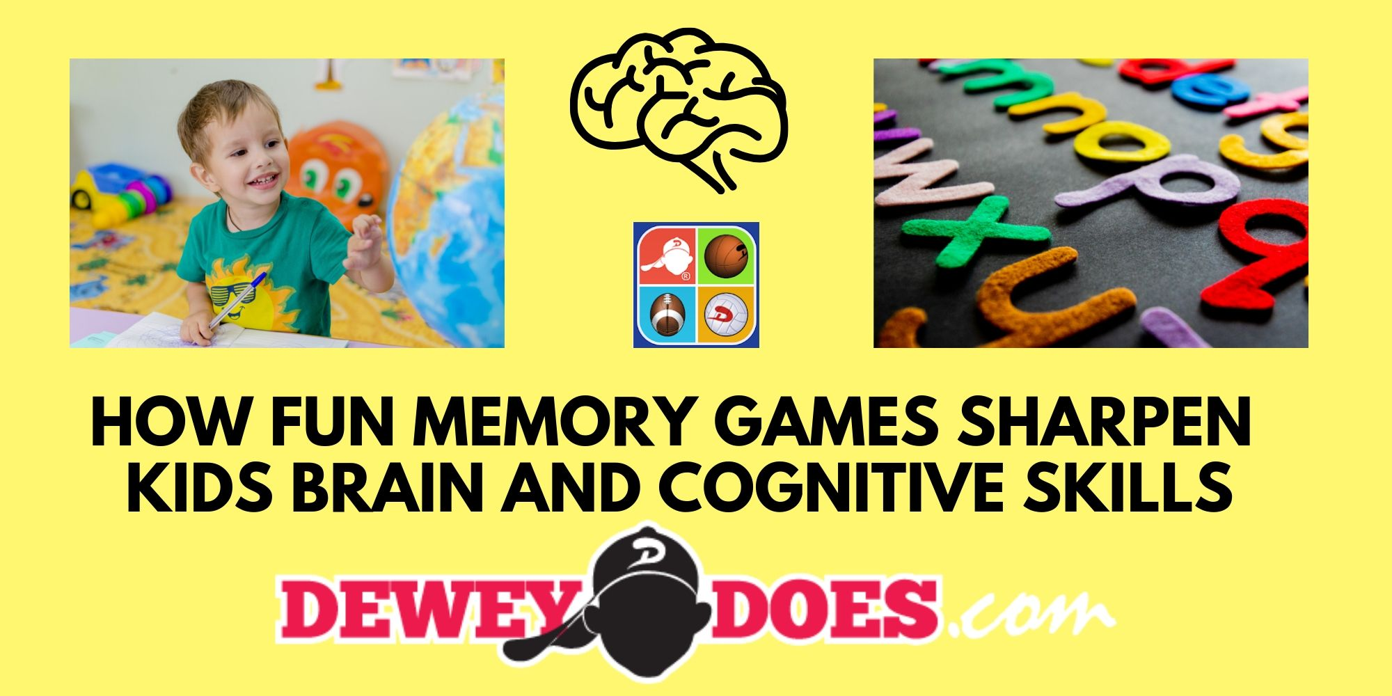 How Fun Memory Games Sharpen Kids Brain And Cognitive Skills